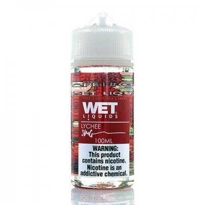 Жидкость WET - Lychee Iced 100ml