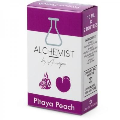 Купить Жидкость Alchemist - Pitaya Peach 10ml  по перспективной цене и доставкой по Киеву и Украине.