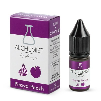 Жидкость Alchemist - Pitaya Peach 10ml