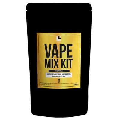 Набор Vape Mix Kit salt - Pineapple 30ml