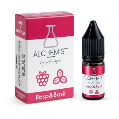 Жидкость Alchemist - Rasp & Basil  10ml