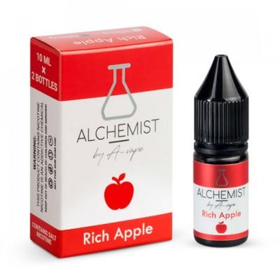 Купить Жидкость Alchemist - Rich Apple 10ml  по лучшей цене и доставкой по Киеву и Украине.
