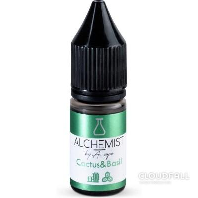 Купить Жидкость Alchemist - Cactus & Basil 10ml  по заманчивой цене и доставкой по Киеву и Украине.
