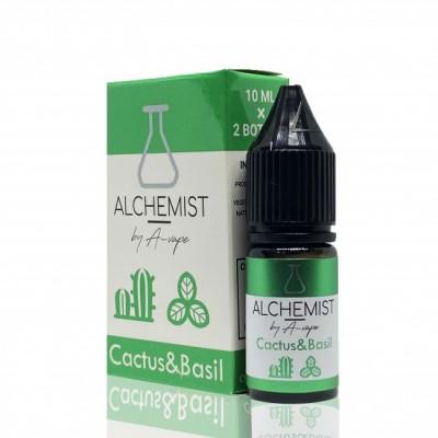 Жидкость Alchemist - Cactus & Basil 10ml