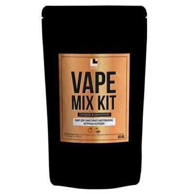 Набор Vape Mix Kit salt - Orange Grapefruit 30ml