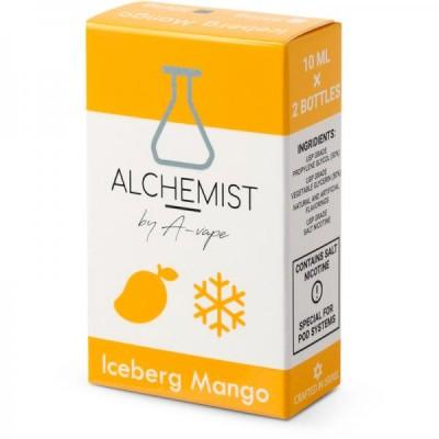 Жидкость Alchemist - Iceberg Mango 10ml