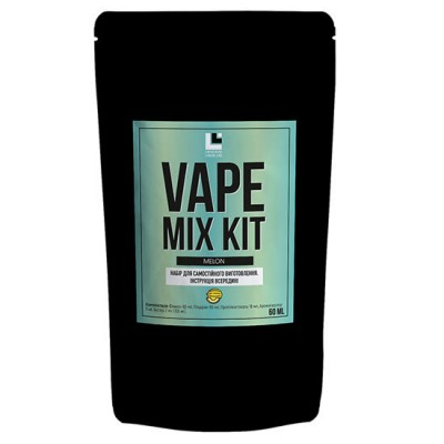 Набор Vape Mix Kit salt - Melon 30ml