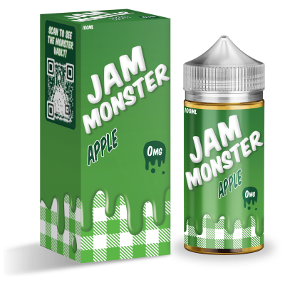 Жидкость Jam Monster - Apple 100ml