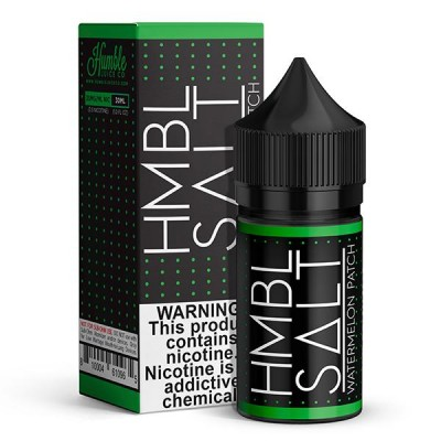 Жидкость HMBL NIGHT NICSALT - Watermelon Punch 30ml