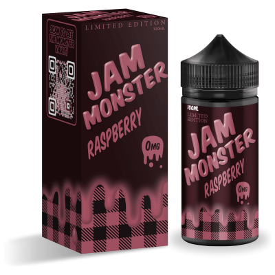 Жидкость Jam Monster - Raspberry 100ml