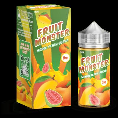 Жидкость Fruit Monster - Mango Peach Guava 100ml