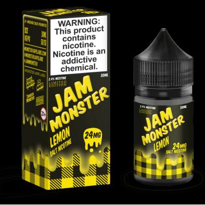 Жидкость Jam Monster SALT - Lemon 30ml