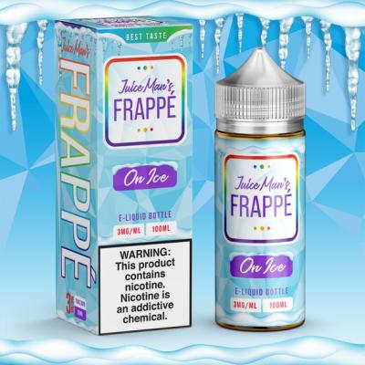 Купить Жидкость Juice Man - Unicorn FRAPPE on ice 100ml