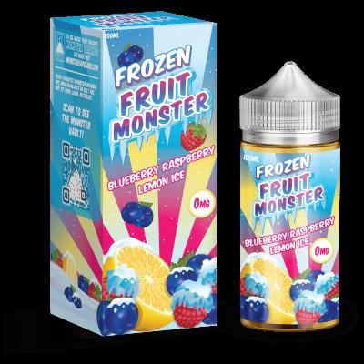 Жидкость Frozen Fruit Monster - Blueberry Raspberry Lemon 100ml