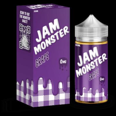 Жидкость Jam Monster - Grape 100ml