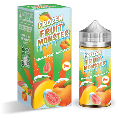 Жидкость Frozen Fruit Monster - Mango Peach Guava 100ml
