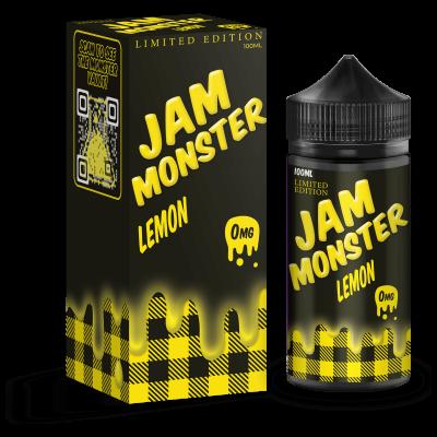 Жидкость Jam Monster - Lemon LE 100ml