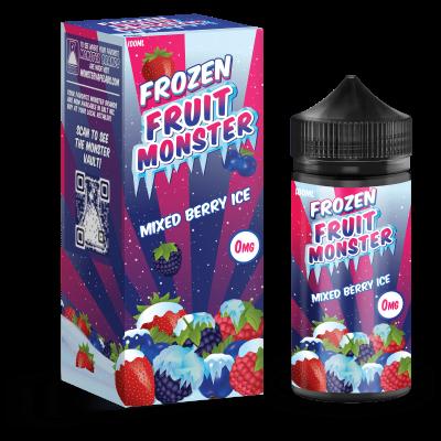 Жидкость Frozen Fruit Monster - Mixed Berry 100ml