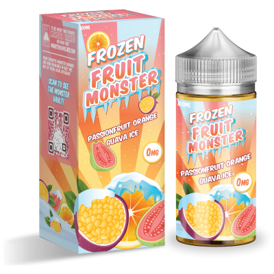 Жидкость Frozen Fruit Monster - Passionfruit Orange Guava 100ml