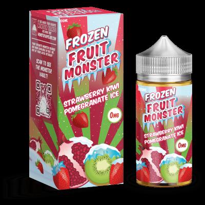 Жидкость Frozen Fruit Monster - Strawberry Kiwi Pomegranade 100ml